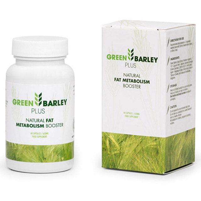 Green Barley Plus Perdita di peso